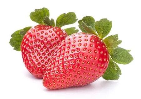 Illustration pour l'aliment diététique la fraise