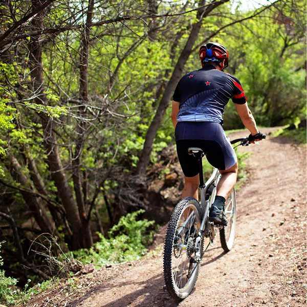 Illustration pour Activité physique et diététique vélo