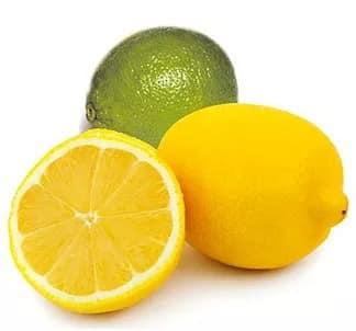 Illustration pour l'aliment diététique le citron
