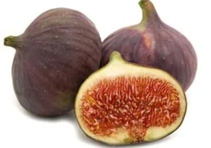 Illustration pour l'aliment diététique la figue