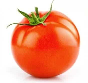 Illustration pour l'aliment diététique la tomate