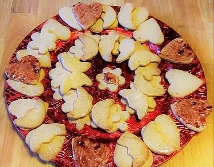 Recette-diététique-Petits-sablés-de-Noël-aux-épices